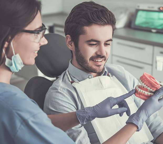 Bakersfield The Dental Implant Procedure