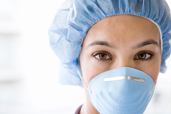 Dental Office Adherence To PPE Per CDC Guidance During COVID
