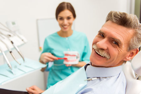 What Are Partial Dentures And How Are They Used?